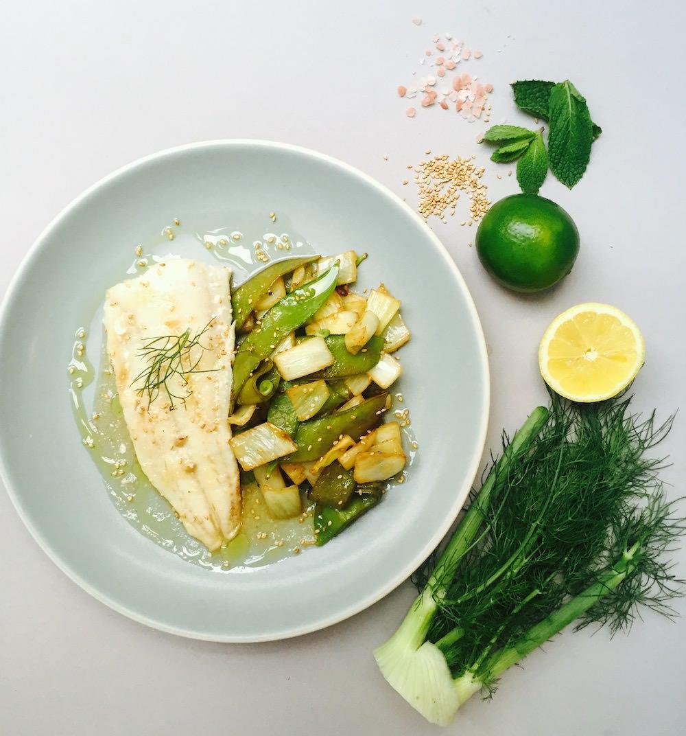 cod-fennel-snow-peas