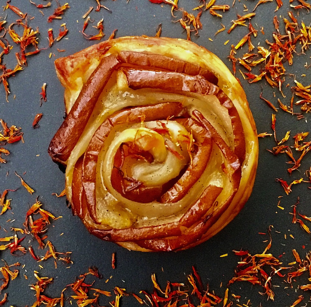 pear-pastry-roses