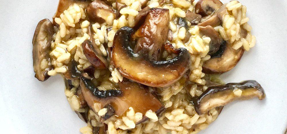 truffled-mushroom-risotto