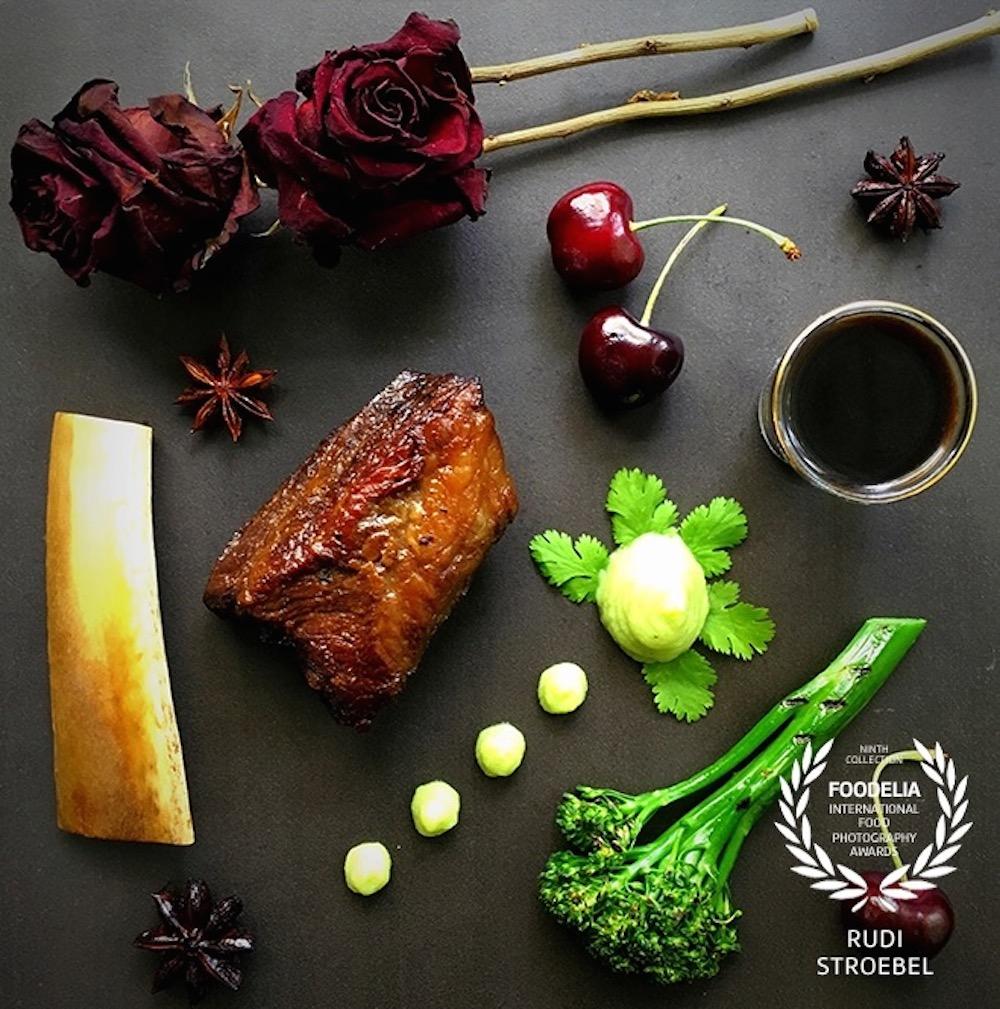 Asian-Beef-Short-Rib-Cherry-&-Beef-Reduction-Charred-Broccolini-&-a-Cauliflower-Cilantro-Purée