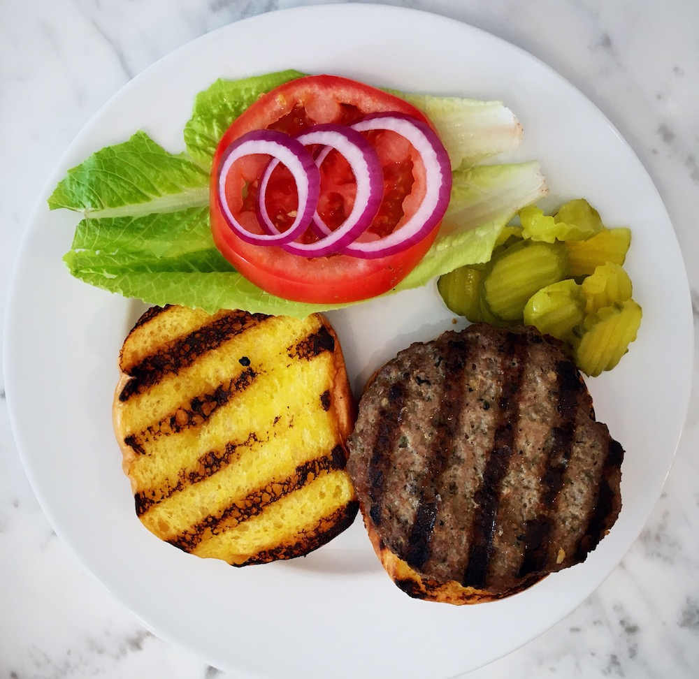 homemade-burger-on-a-grilled-brioche-roll